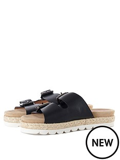 barbour-lola-sandal-black