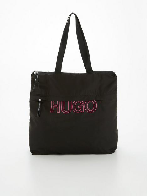 hugo-reborn-recycled-shopper-bag-black