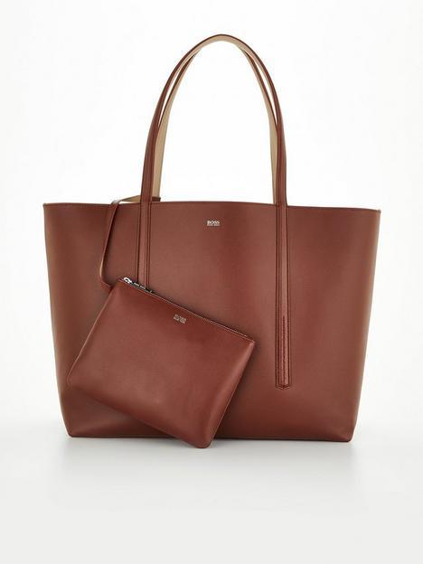boss-taylor-shopper-with-detachable-purse-tan