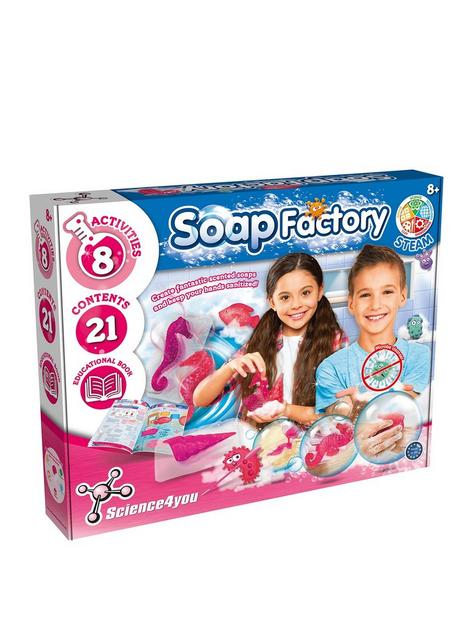 science4you-soap-factory