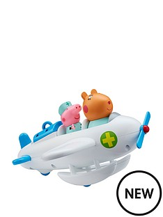 peppa-pig-dr-hamster-veterinary-plane