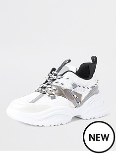 river-island-chunky-lace-up-trainer-white