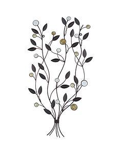 la-hacienda-leaf-bunch-garden-wall-art