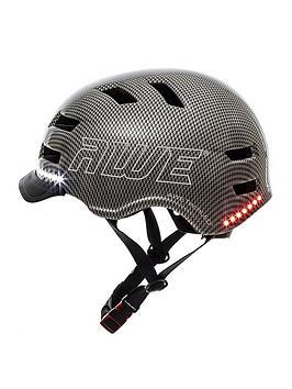 awe-awe-e-bikescooterbicycle-junioradult-55-58cm-graphite-grey-ce