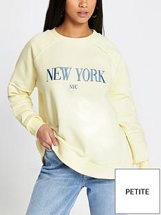 ri-petite-new-york-embroidered-sweater-light-yellow