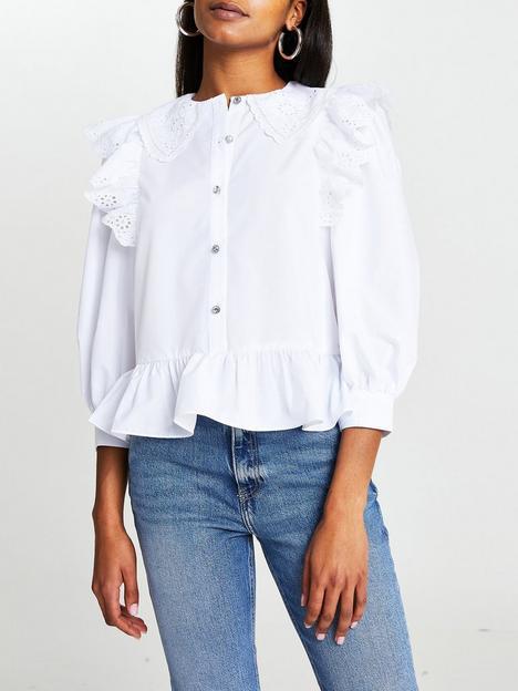 river-island-trim-collar-peplum-shirt-white
