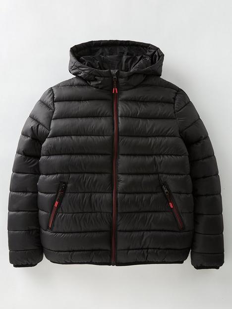 v-by-very-boysnbsppadded-jacket-black
