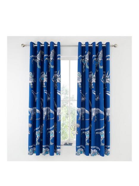 catherine-lansfield-dinobot-curtains