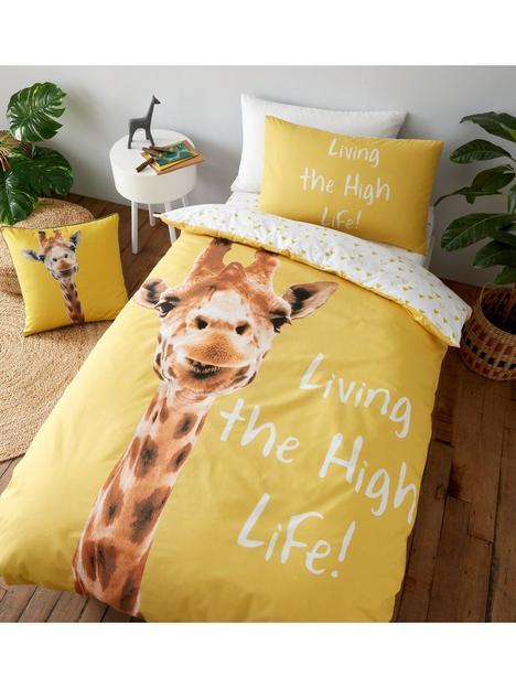 catherine-lansfield-catherine-lansfield-giraffe-duvet-set