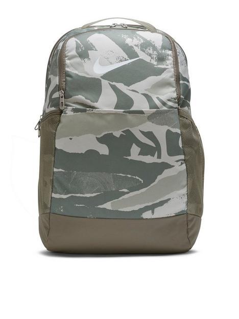 nike-training-brasilia-medium-print-backpack-khaki