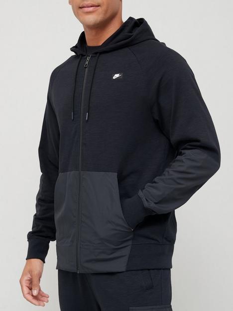 nike-modern-essential-full-zip-lightweightnbsphoodie-black