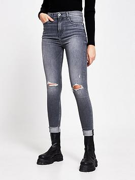 river-island-mid-rise-molly-jegging-grey