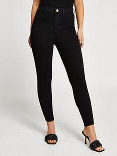 ri-petite-high-waist-kaia-jegging-black