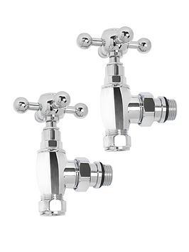 ultraheat-ultraheat-traditional-cross-head-angle-manual-rad-valve