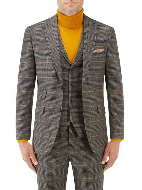 skopes-leahy-tailored-jacket-brown-check