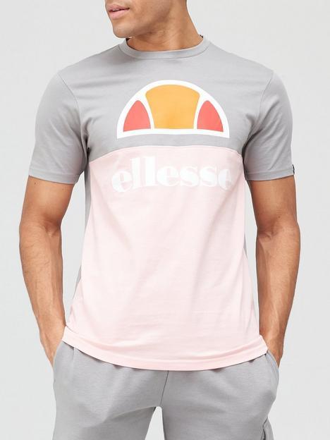 ellesse-arbatax-t-shirt-pinkgrey