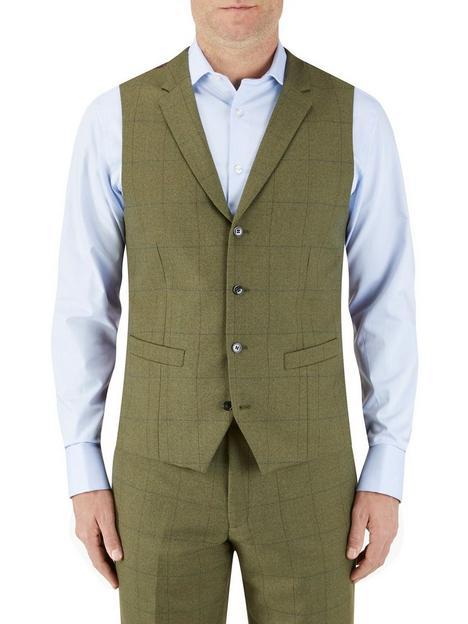 skopes-moonen-standard-waistcoat-lovat-checknbsp