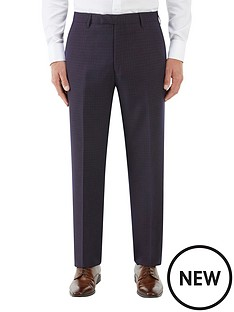 skopes-mac-tailored-trouser-navy-checknbsp