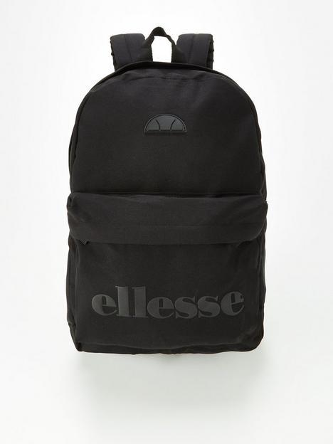 ellesse-regent-backpack-black