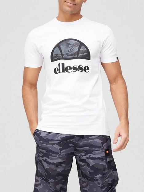 ellesse-alta-via-t-shirt-white