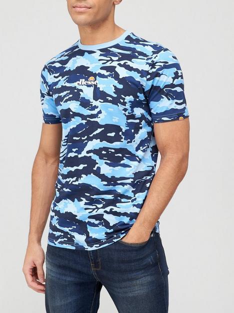 ellesse-averonbspt-shirt-blue-camo