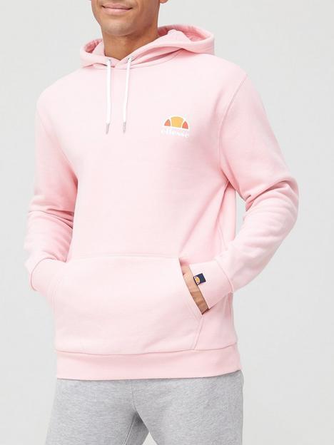 ellesse-toce-overhead-hoodie-light-pink