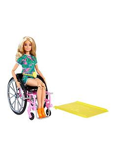 barbie-doll-with-wheelchair-andnbspramp