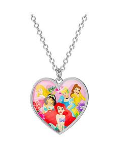 disney-disney-princess-heart-pendant-kids-necklace