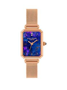 lola-rose-lola-rose-sapphire-diamond-tank-dial-rose-gold-stainless-steel-mesh-strap-ladies-watch