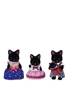 sylvanian-families-midnight-cat-family