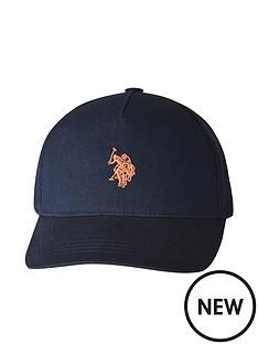us-polo-assn-boys-core-baseball-cap-navy