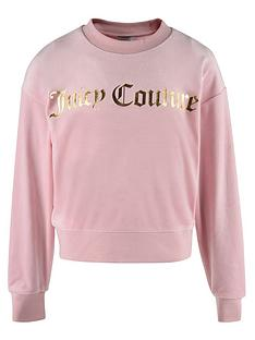 juicy-couture-girls-velour-crew-neck-sweat-pink