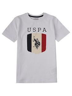 us-polo-assn-boys-shield-t-shirt-white