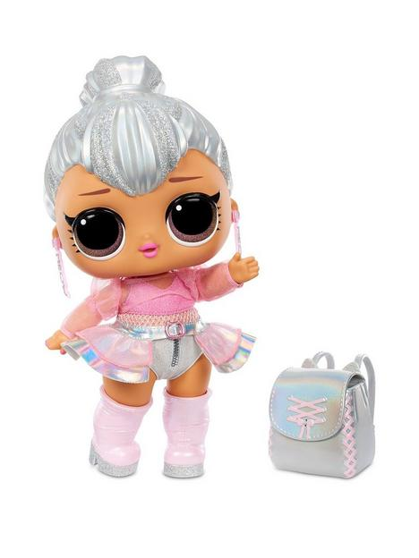 lol-surprise-big-bb-big-baby-kitty-queen-ndash-28cm-large-doll-unbox-fashions-shoes-accessories-includes-playset-desk-chair-and-backdropbr-nbsp