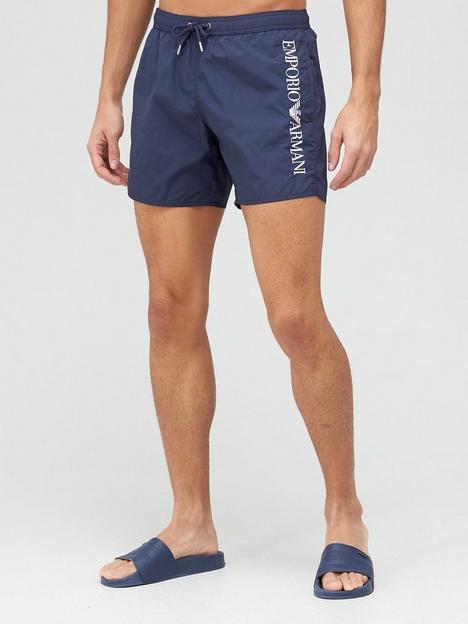 emporio-armani-embroidery-logo-swim-shorts-navy