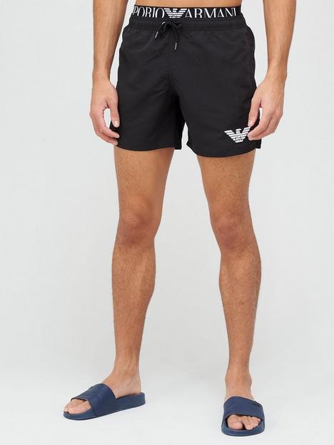 emporio-armani-iconic-logo-band-swim-shorts-blacknbsp