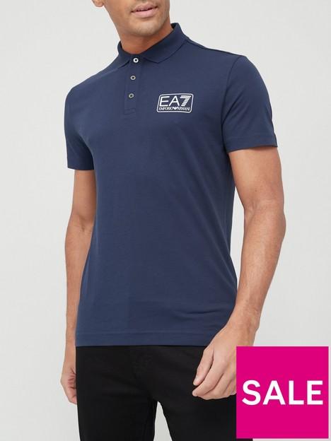 ea7-emporio-armani-train-logo-series-polo-shirt-navynbsp