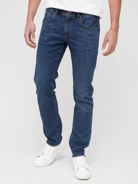 armani-exchange-j13-slim-fit-vintage-wash-jeans