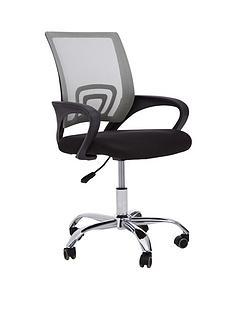 premier-housewares-maurice-office-chair--grey