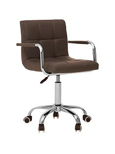 premier-housewares-geanie-office-chair--grey