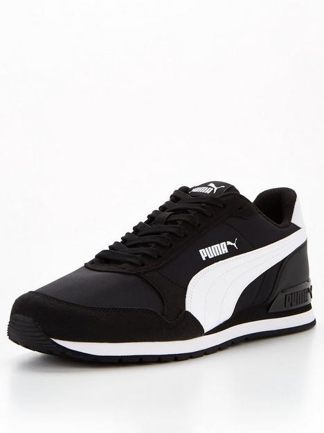 puma-st-runner-v2-blackwhite