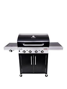char-broil-performance-seriestrade-440b-4-burner-gas-barbecue-grill-with-tru-infraredtrade-technology--nbspblack