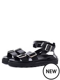 barbour-international-keira-chunky-sandal-black