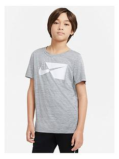 nike-boys-core-performance-short-sleeve-t-shirt-grey