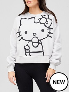 v-by-very-hello-kitty-graphic-sweat-grey