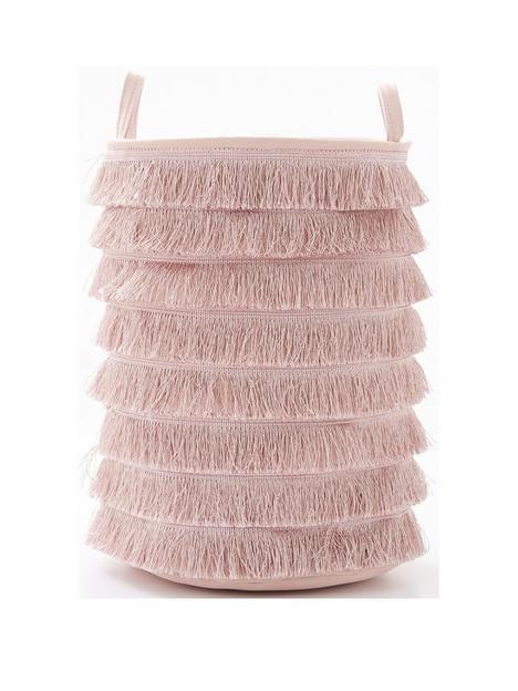 tassel-fringed-storage-basket