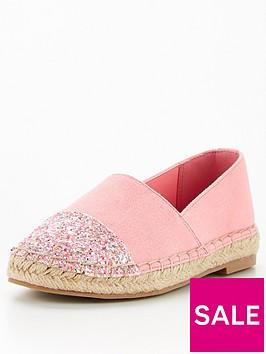 v-by-very-girls-glitter-toe-capnbspespadrilles-pink