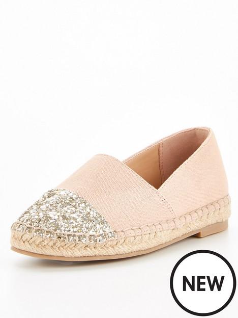 v-by-very-girls-glitter-toe-cap-espadrilles-silver