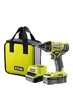 ryobi-ryobi-r18id2-120s-18v-one-cordless-impact-driver-starter-kit-1-x-20ah