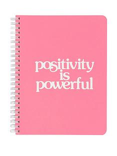 bando-positivity-is-powerful-mini-notebook